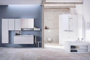úložné prostory v koupelne