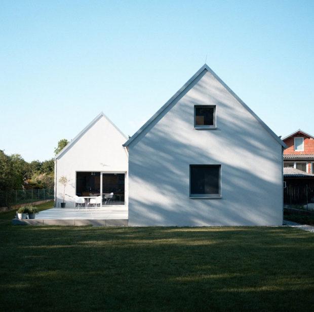 Rodinný dům Marchegg