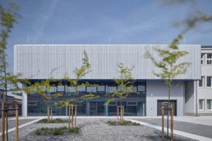 Výrobní a administrativní objekt Pilana Karbid v Hulíně, ellement architects