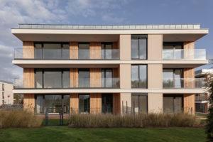 Vila Park Olomouc, CHYBIK + KRISTOF ARCHITECTS & URBAN DESIGNERS