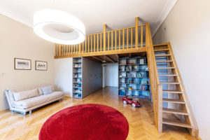 rodinné sídlo v Boskovicích