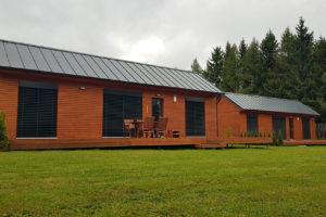 Modulový dům pro dva