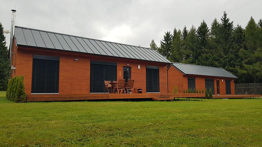 Ideální bydlení pro dva? Variabilní modulový dům ihned k nastěhování