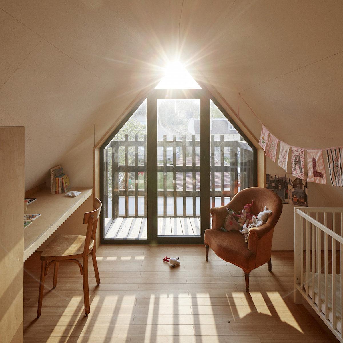 Světlé pokoje