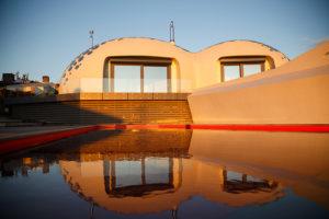 Kupolový dům na Ukrajině