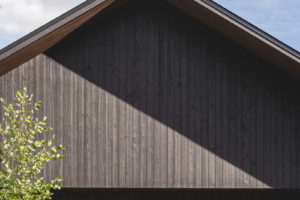 Fasáda a střecha