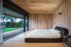 dům s panoramatickými výhledy