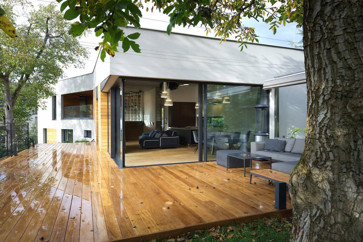 Ukrytý před nechtěnými pohledy: I prosklený dům může chránit soukromí