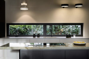 Kuchyň okna