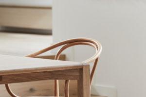 Drevěné židle