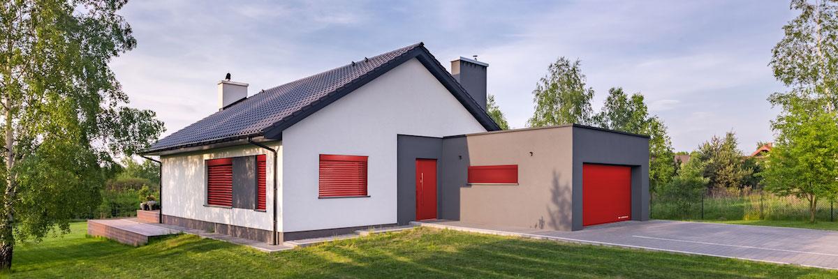Moderný rodinný dům