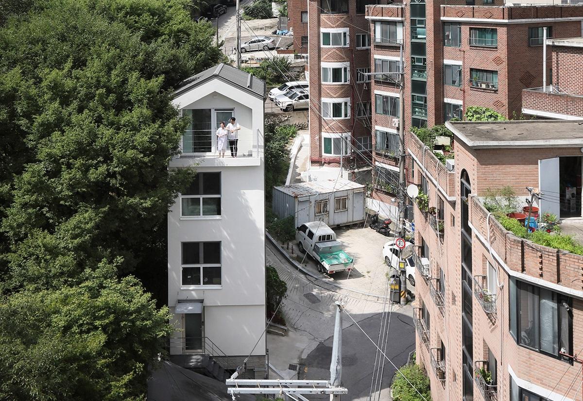 Velmi malý pozemek? Řešením může být vertikální dům