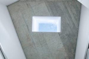Inteligentní vila strop