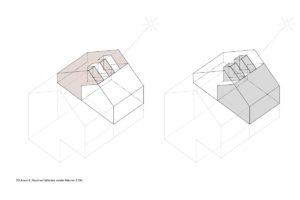 3B dům plány