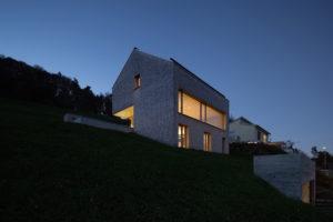 Pasivní dům vhorách