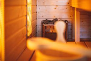 Sauna v bytě