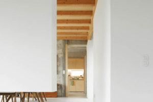 Schody obývací pokoj