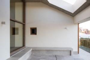 Prosklení a stropní okno