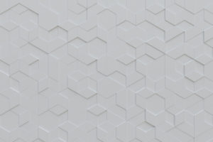 Tapeta geometrie