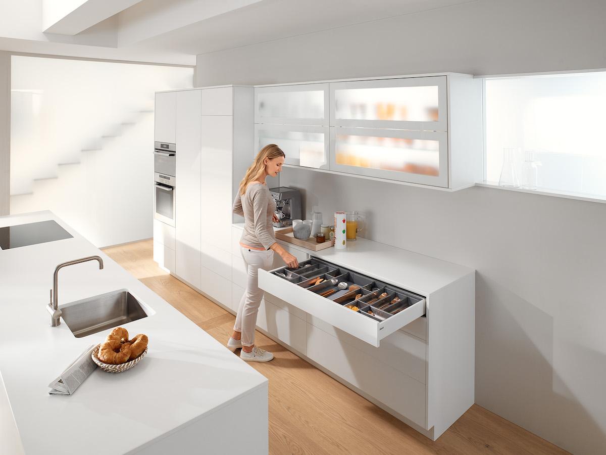 Žena v kuchyni