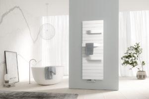 Designový koupelnový radiátor Tabeo