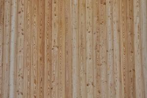 Dřevěná fasáda