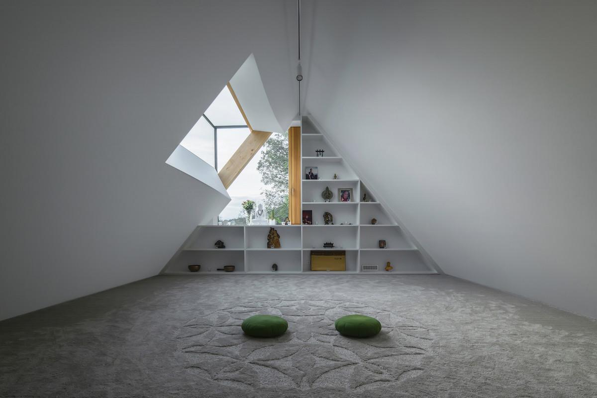 Podkroví domu