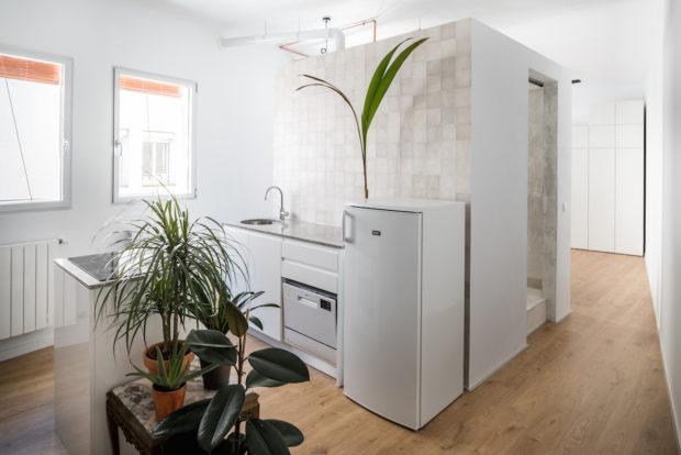 Ideální řešení do malých bytů? Multifunkční kostka v prostoru