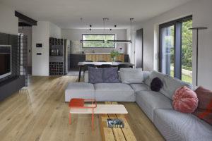 VELUX RD Obývací prostor