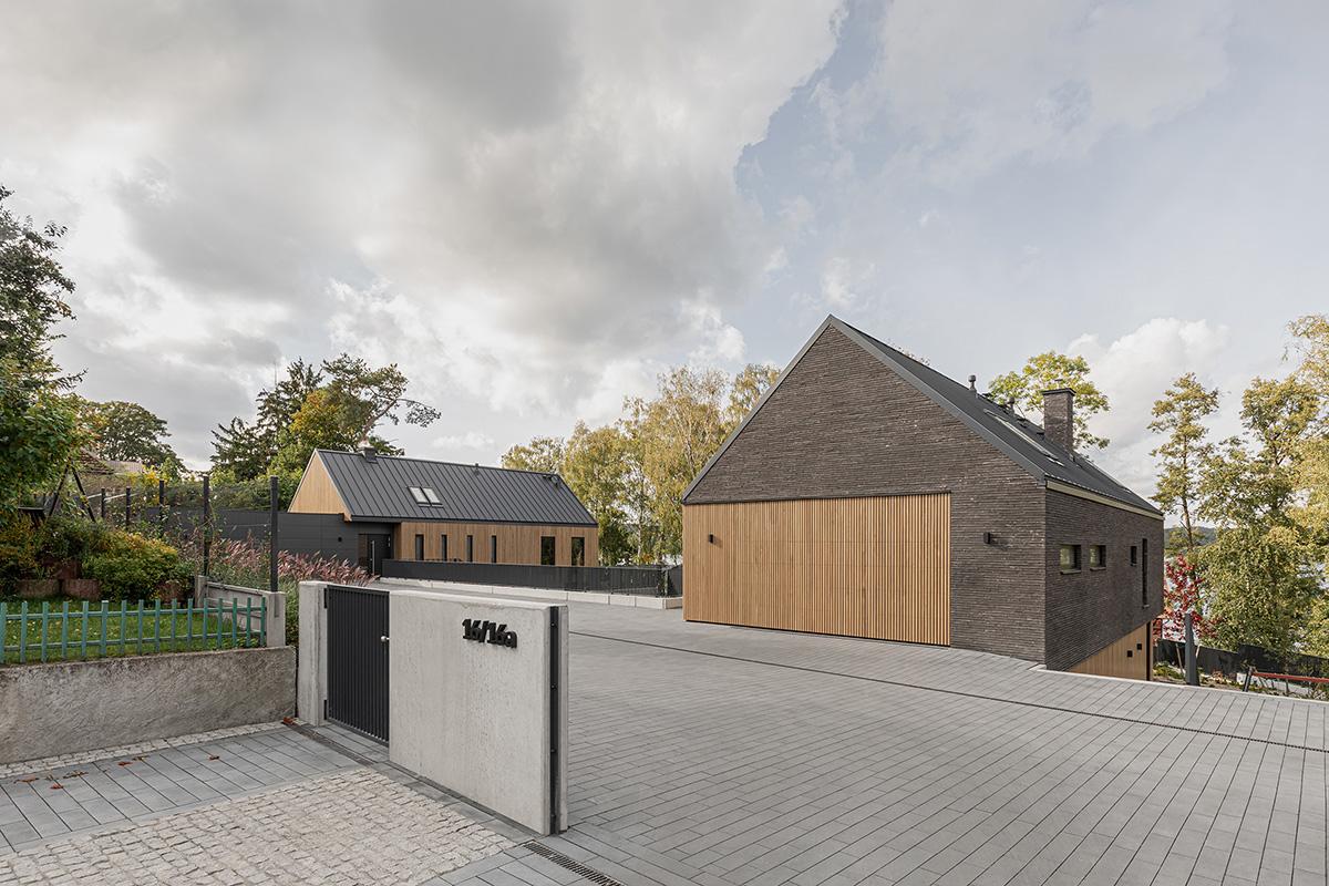 Komplex dvou domů