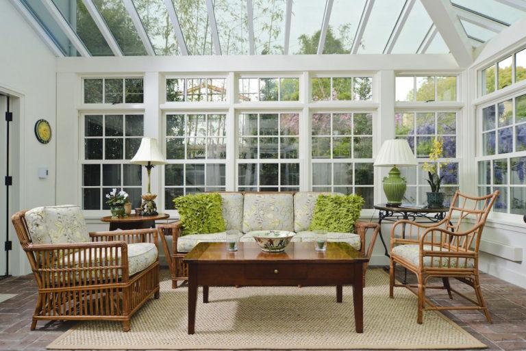 Jak a proč stavět zimní zahradu