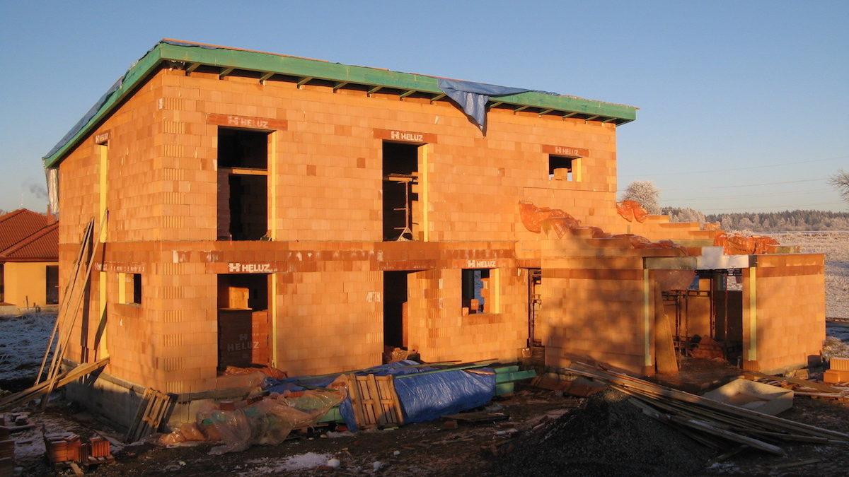 5 nejdůležitějších otázek o hrubé stavbě
