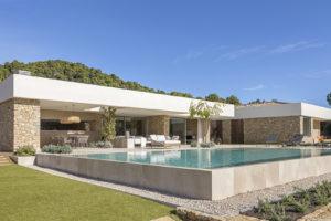 Rodinný dům Costa Brava