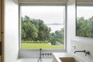 Výhled z vany