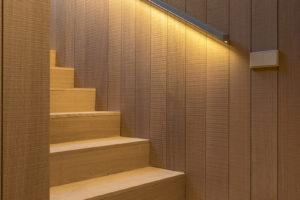 Drevěné schodiště