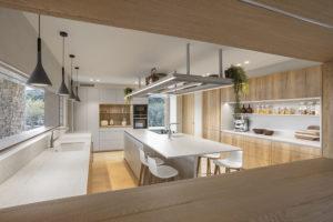 Luxusná kuchyň