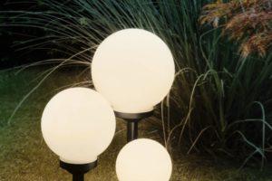 Venkovní svítidla