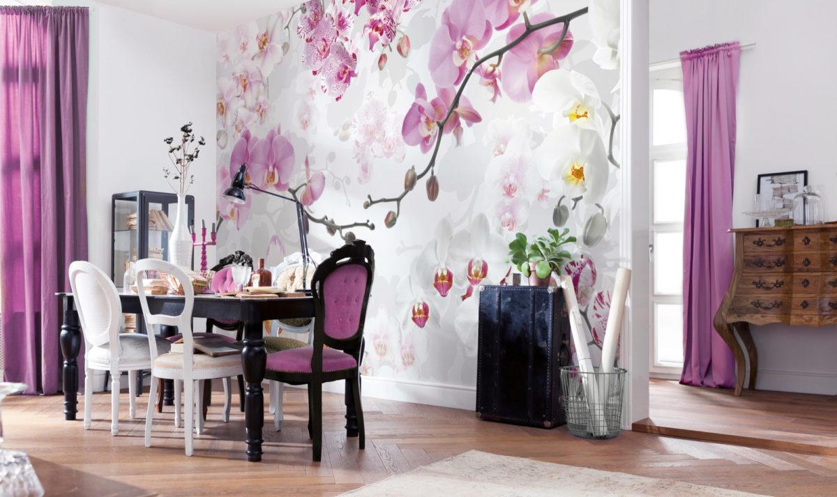 Fototapeta orchideje