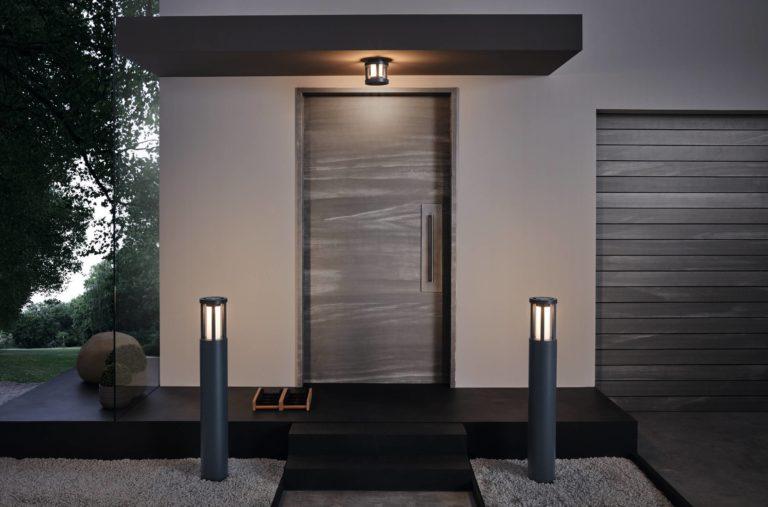 Venkovní svítidla pro komfort a bezpečí