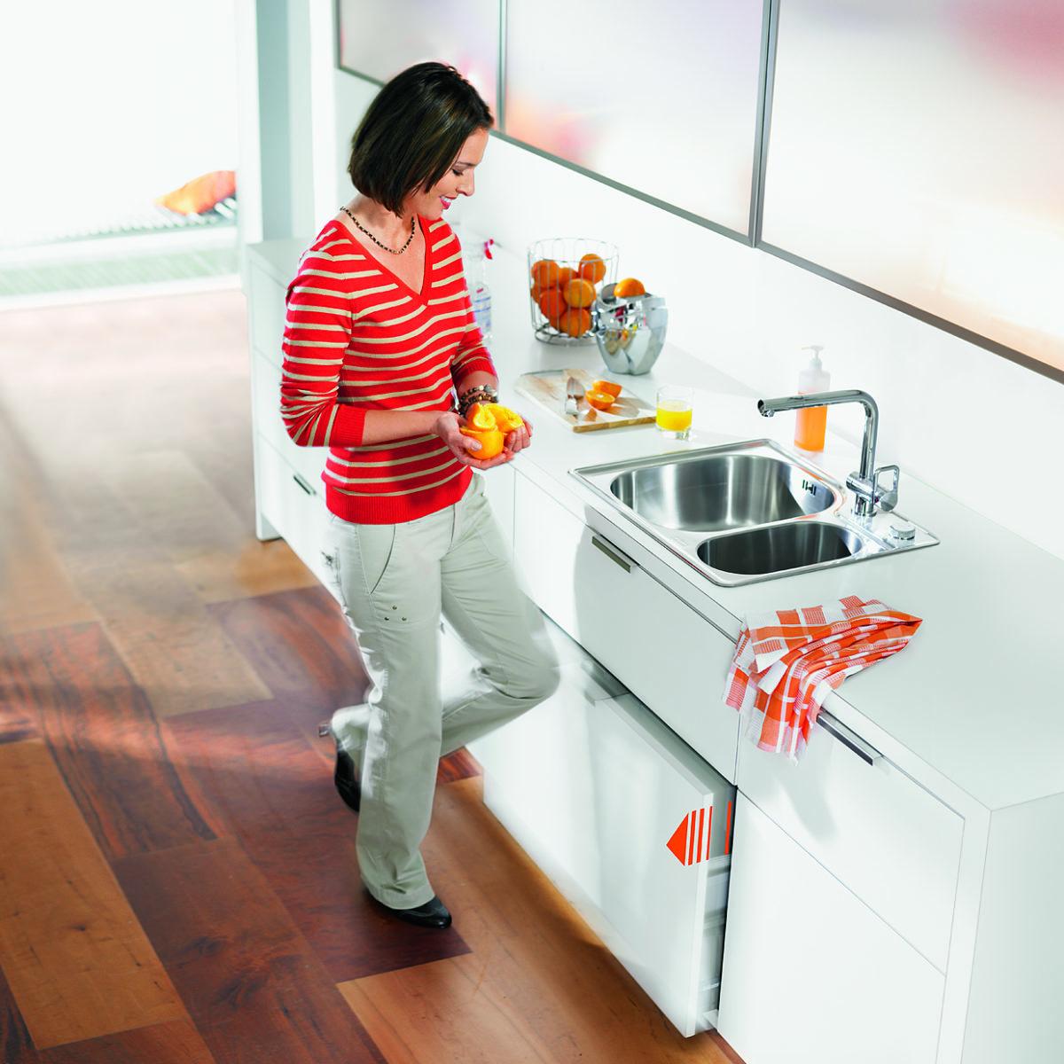 Bíla kuchyň