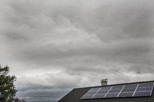 Panely na střeše