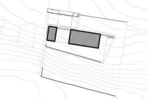 Plán domu okolí