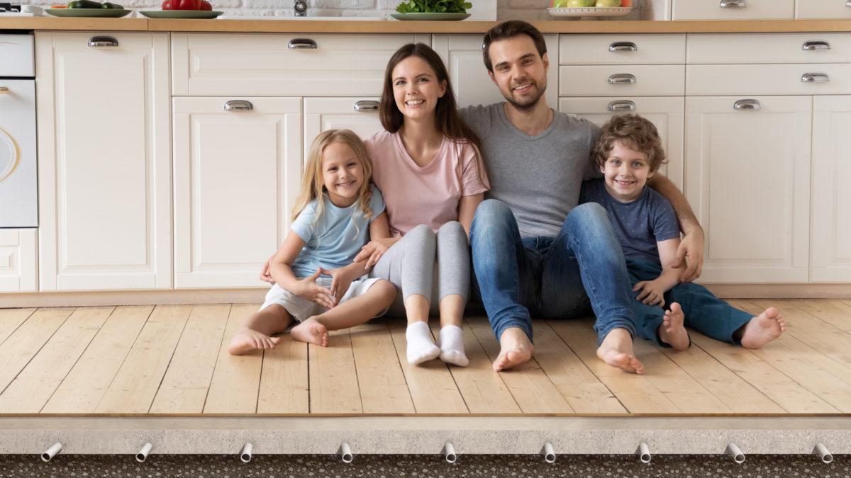 Rádce na podlahy: 1. Realizace podlahy aneb skladba podlahového souvrství