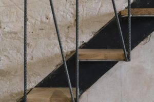 Schodiště detail