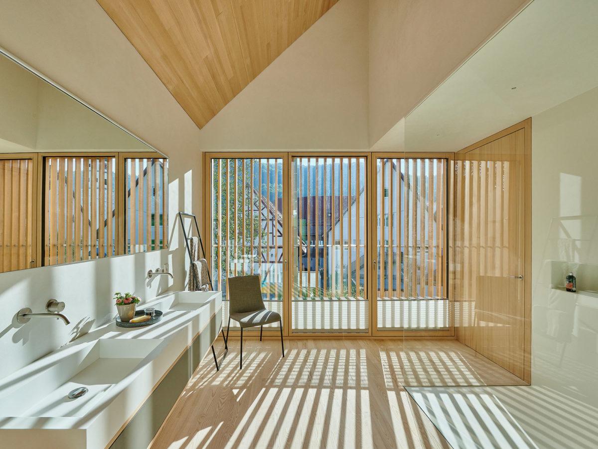 Koupelna s terasou