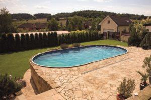 Nadzemní bazén Azuro