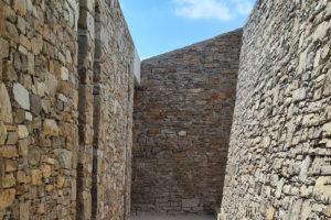 Kamenné stěny