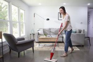 Využití mopu Vileda v domácnosti