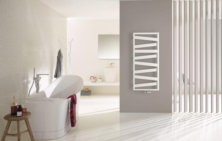 Návrh radiátoru do koupelny snadno a rychle