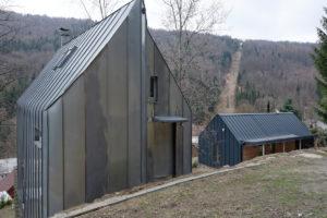 Oplechované chaty